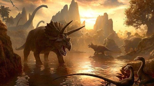 Планета динозавров все серии !