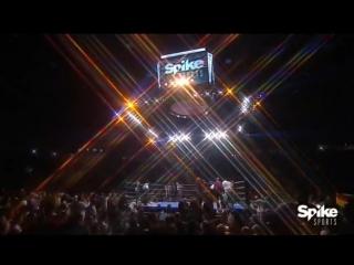 2016-09-09 Robert Easter Jr vs Richard Commey (vacant IBF World lightweight title)