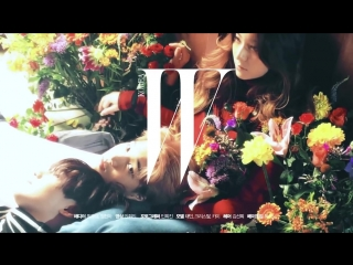 [Video] Kai, Taemin & Krystal - W Korea Making Film (August 2015)
