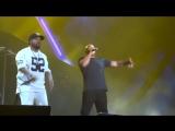 Ice Cube, Dr.Dre, MC Ren, DJ Yella (NWA reunion) at Coachella 2016 wk2
