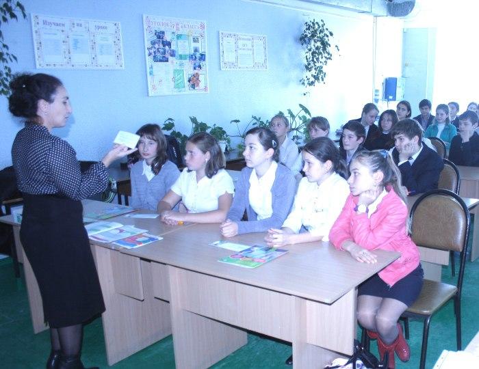 Школьникам аула Кобу-Баши и станицы Сторожевая-2 рассказали о российской пенсионной системе