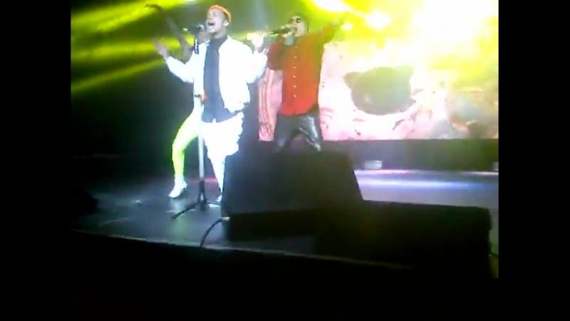 Quest Pistols Show в Краснодаре 13.02.16г (Это Здорово, Бит)