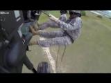 Высадка американских солдат. Просто умора ?