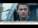 ILMovieTrailers Третий трейлер фильма «Белоснежка и Охотник 2» / The Huntsman Winters War