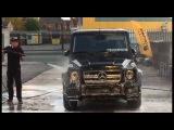Mercedes G55 AMG by Pharaoh_63