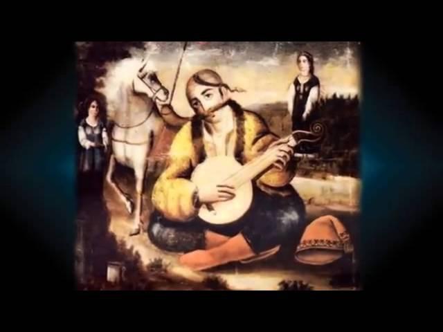 Сивий коню Grey horse Ukrainian folk song Панська гора