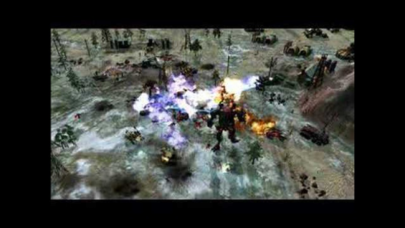 Command Conquer 3 Kane's Wrath Nod Trailer