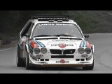 Lancia Delta S4 Gr. B Sound - Accelerations, Starts &amp More