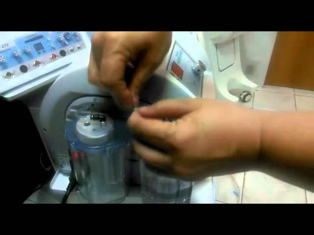Аппарат газожидкостного пилинга купить Water Oxygen Jett Peel TB-CV04