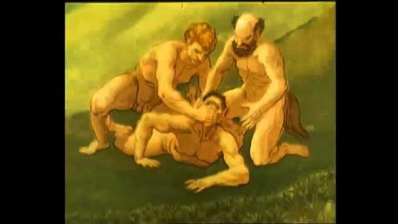 Полифем, Акид и Галатея. Союзмультфильм. (16)