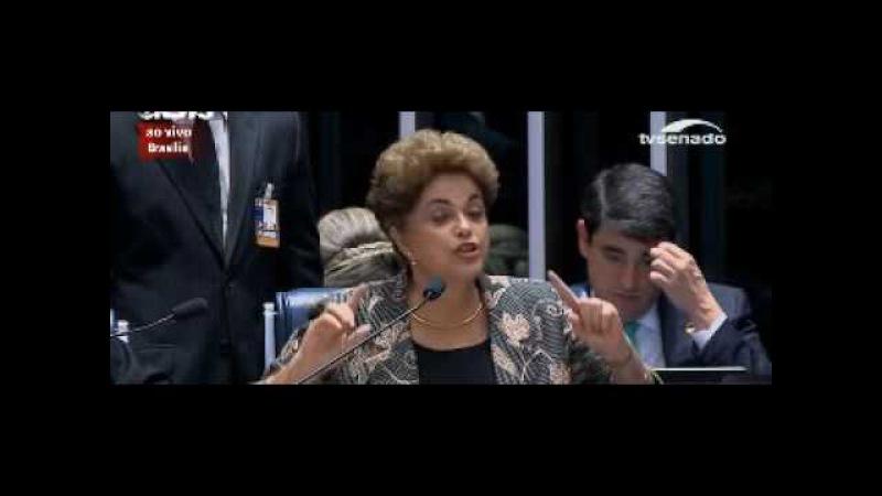 Pérolas da Dilma, 30% não é 30%, é 25% de 12% e 7,5℅ - Impeachment da Dilma