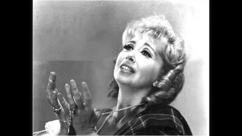 RARE! Cologne 1967 Beverly Sills sings O QUANTE VOLTE (before her first record release)