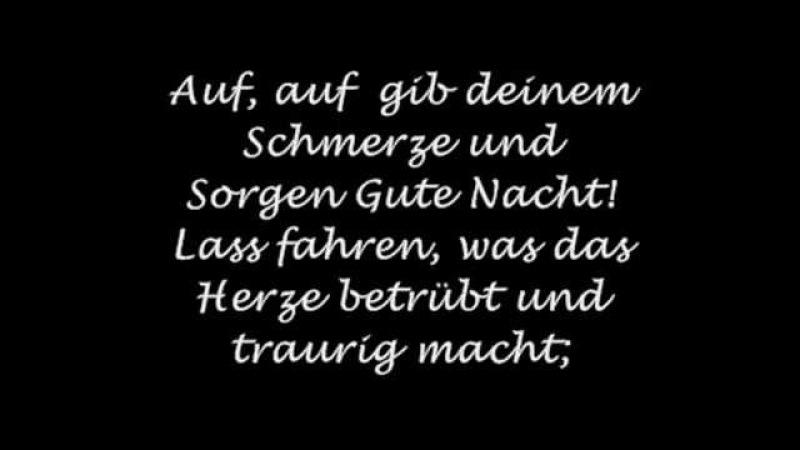 Paul Gerhardt - Befiehl du deine Wege