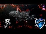 Team Spirit vs Vega , Game 1 | DreamLeague Season 5 (23.03.2016) Dota 2