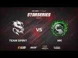 TS vs MK,  map 2 mirage, SL i-League StarSeries S2