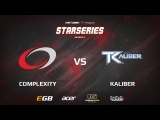 coL vs Kaliber, map 1 dust2, SL i-League StarSeries S2 American Qualifier