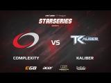 coL vs Kaliber, map 1 dust2, SL i-League StarSeries S2 American Qualifier