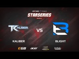 Kaliber vs Blight, map 1 cache, SL i-League StarSeries S2 American Qualifier
