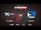 Kaliber vs Blight, map 1 cache, SL i-League StarSeries S2 American Qualifier