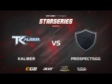 Prospects vs Kaliber, map 2 cbble, SL i-League StarSeries S2 American Qualifier