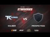 Prospects vs Kaliber, map 2 cbble, SL i-League StarSeries S2 American Qualifier