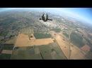 Аэроклуб Одесса. За секунду до трагедии - спасение двух парашютистов!