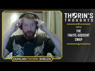 Thorin's Thoughts - The FNATIC-GODSENT Swap (CS:GO)