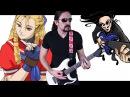 Street Fighter Alpha 3 - Karin's Theme Epic Rock Cover (Little V)