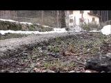 Kyosho Axxe 2WD - first run