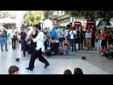 Amazing Tango Street Dancers In Buenos Aires Live (HD)
