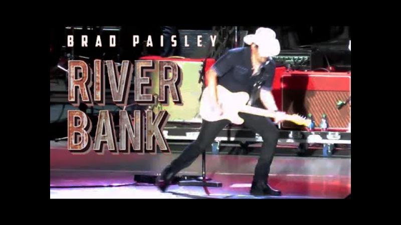 BRAD PAISLEY - River Bank LIVE 06172015 @ LP Field Nashville TN USA 4b