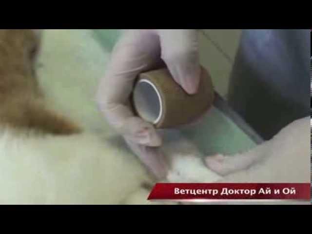 Снятие венозного катетера