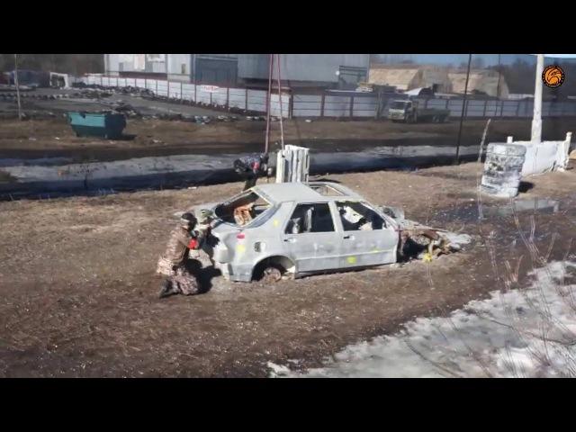 Blackhawk Group - Paintball 27.03.2016 [Dubstep Dolbezhka Edition]