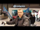 EICMA 2015. CFMOTO 450, 550, 650 NK, 650 NK TT, Z-серия и U-серия.