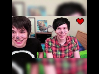 Dan Howell & Phil Lester / Phan vine 🔮