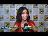 Agents Of S.H.I.E.L.D.s Chloe Bennet Previews Season 4  Ghost Rider русские