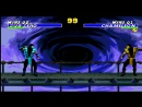 UMKT Wolf p1 vs Necros p2 gameplay 3 Фишки