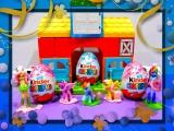 Киндер Сюрпризы Май Литл Пони и Эквестрия герлз ,Kinder Surprise My Little Pony.