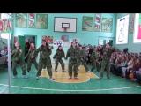 А, ну-ка, мальчики!, 2016 г. Танец девочек 11-х классов