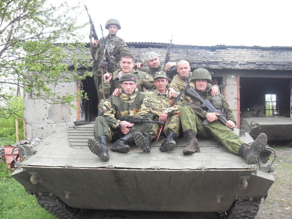 Один на один с бедой - крик о помощи ополченцев и добровольцев Донбасса