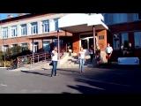День вчителя! Любимова Анастасия, Клименко Настя.