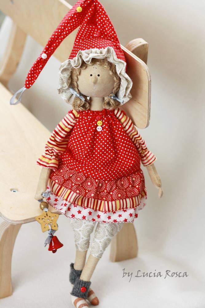 новогодние куклы