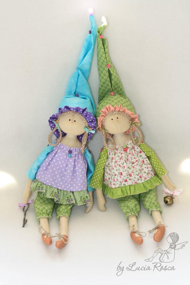 куклы Лучии Рошко