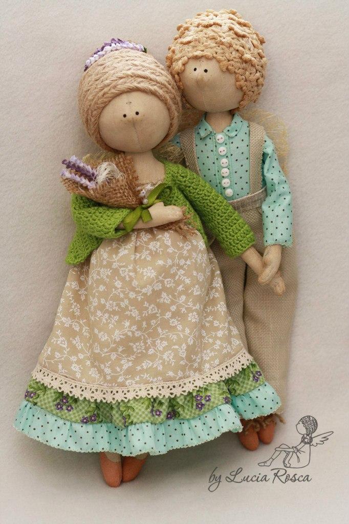 семейные куклы