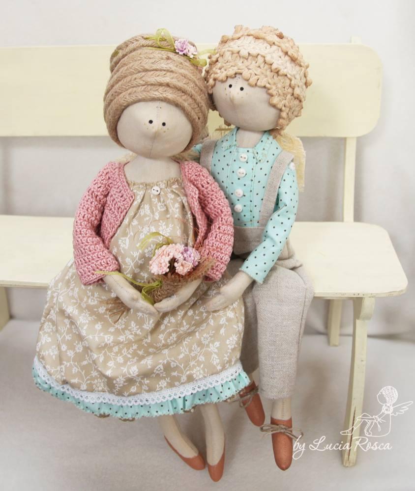 куклы семейная пара