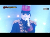Раунд 4 Капитан Музыка - Fantastic Baby @ King of Mask Singer 160228