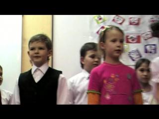 Когда мы были мимими) 2-2 класс, 8 марта, 5 лет тому назад))