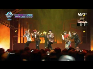 160512 BTS - Fire @ M!Countdown