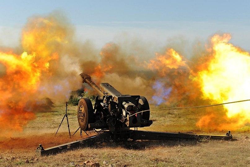 Вызов артиллерийского огня (опять США-пост, не про русских, к сожалению)
