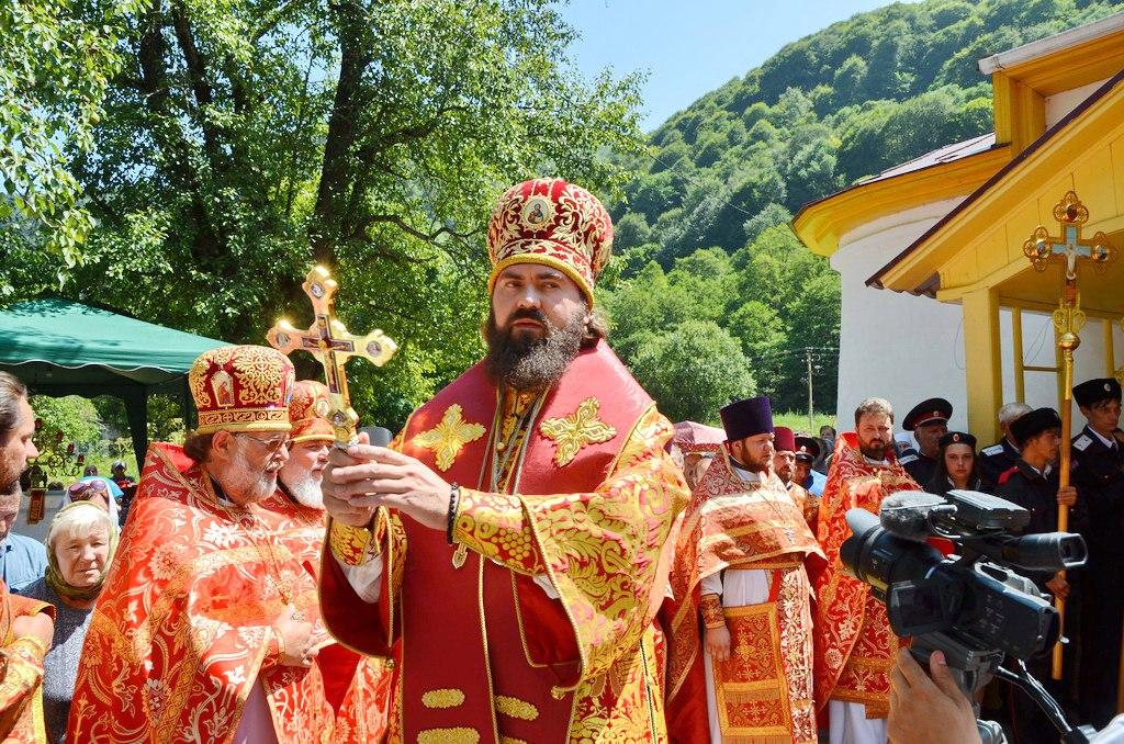 В Зеленчукском районе отметили Престольный день в Ильинском храме